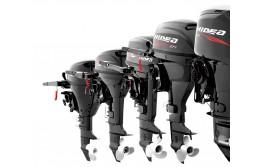 Новые инжекторные моторы от HIDEA