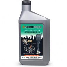 Масло моторное Sumitachi 2-stroke engines oil tc-w3 1L