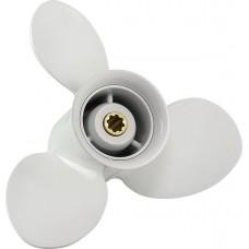 Винт гребной hidea/yamaha f8-f9.9 hp